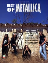 Metallica - Best Of Metallica - Sheet Music - di-arezzo.co.uk