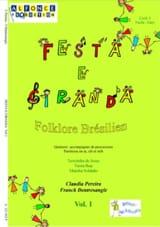 Festa e Ciranda - Volume 1 laflutedepan.com