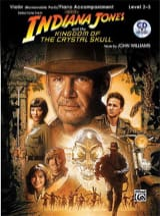 John Williams - Indiana Jones And The Kingdom Of The Crystal Skull - Sheet Music - di-arezzo.com