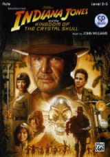 John Williams - Indiana Jones And The Kingdom Of The Crystal Skull - Sheet Music - di-arezzo.com