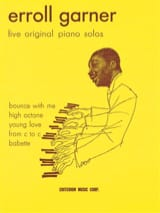Five Original Piano Solo Book 1 Erroll Garner laflutedepan.com