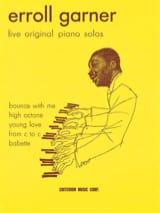 Five Original Piano Solo Book 1 - Erroll Garner - laflutedepan.com