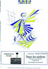 Danse Des Mirlitons Piotr Igor Tchaikovski Partition laflutedepan.com