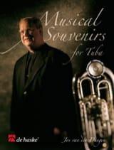 Musical Souvenirs For Tuba Den Dungen Jos Van laflutedepan.com
