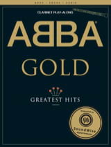 Abba Gold Greatest Hits - Clarinet Play-Along ABBA laflutedepan.com