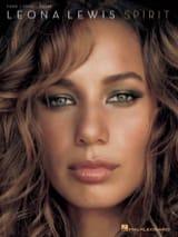 Spirit Leona Lewis Partition laflutedepan.com
