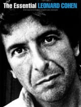Leonard Cohen - The Essential Leonard Cohen - Sheet Music - di-arezzo.com