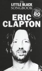 Eric Clapton - The Little Black Songbook - Sheet Music - di-arezzo.com