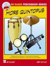 Gert Bomhof - More Quintopus - Sheet Music - di-arezzo.com