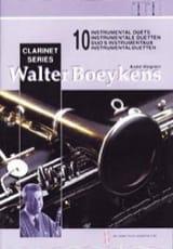 10 Duos Instrumentaux André Waignein Partition laflutedepan.com