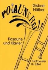 Gisbert Näther - Posaunerei - Partition - di-arezzo.fr