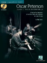 Oscar Peterson - Classic Trio Performances - Noten - di-arezzo.de