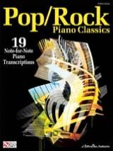 Pop / Rock Piano Classics Partition laflutedepan.com