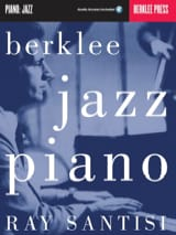 Berklee Jazz Piano Ray Santisi Partition Jazz - laflutedepan.com