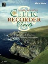 Celtic Recorder Duets Florian Bramböck Partition laflutedepan.com