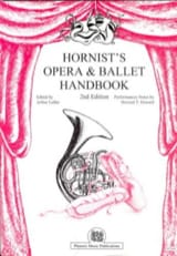 - Hornist's Opera - Ballet Handbook 2nd Edition - Sheet Music - di-arezzo.com