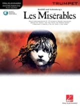 Claude-Michel Schönberg - The Misérables Play Along Pack - Sheet Music - di-arezzo.co.uk