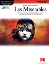 Les Misérables - Violin Play-Along Pack laflutedepan.com