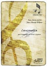 Canzonetta Gallot Jean-Marie / Soldano Jean-Claude laflutedepan.com