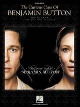 Alexandre Desplat - L'étrange histoire de Benjamin Button - Partition - di-arezzo.fr
