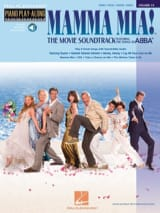 Piano Play-Along Volume 73 - Mamma Mia ! The Movie - laflutedepan.com