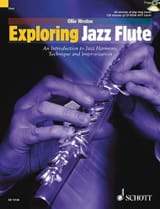 Exploring Jazz Flute Ollie Weston Partition laflutedepan.com