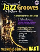 Ultra Smooth Jazz Grooves For Bb Sax laflutedepan.com
