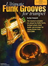 Ben Tompsett - Ultimate Funk Grooves For Trumpet - Partition - di-arezzo.fr