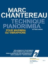 Marc Chantereau - Technique Pianorimba Notebook 2 - Displacements And Discrepancies - Sheet Music - di-arezzo.com