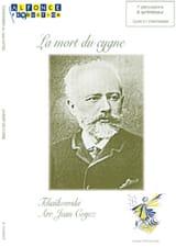 La Mort du Cygne Piotr Igor Tchaikovski Partition laflutedepan.com