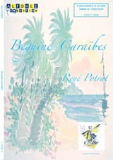 Beguine - Caraïbes René Potrat Partition laflutedepan.com