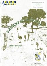 Safari N° 2 Course René Potrat Partition laflutedepan