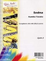 Sedna Kumiko Tanaka Partition Saxophone - laflutedepan