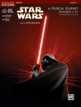 John Williams - Star Wars Instrumental Solos - A musical journey, episodes I-VI - Sheet Music - di-arezzo.co.uk