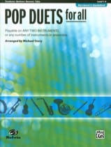 Pop duets for all - Revised & Updated Partition laflutedepan