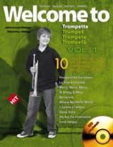 Welcome To Trompette Volume 1 Jean-Louis Delage laflutedepan.com