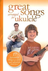 Great Songs Arranged For Ukulele Partition laflutedepan.com