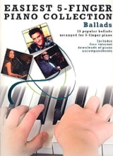 Easiest 5-Finger Piano Collection - Ballads laflutedepan.com