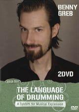 DVD - The Language Of Drumming Benny Greb Partition laflutedepan