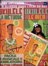 Ukulele pack méthode / dico - laflutedepan.com