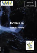 Torrent-Ciel Christophe Torion Partition Vibraphone - laflutedepan.com