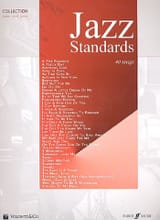 - Jazz Standards Collection - Partition - di-arezzo.fr