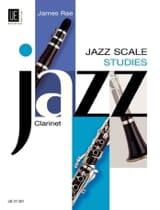 Jazz Scale Studies James Rae Partition Clarinette - laflutedepan.com
