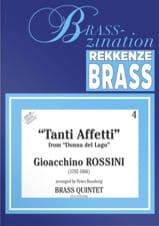 Tanti Affetti From Donna Del Lago Gioacchino Rossini laflutedepan.com