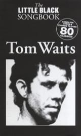Tom Waits - The Little Black Songbook - Sheet Music - di-arezzo.com
