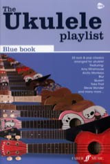 The Ukulele Playlist - Blue Book - Partition - laflutedepan.com