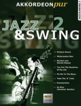 Akkordeon Pur - Jazz & Swing 2 Partition laflutedepan.com