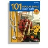 101 Popular Songs - Solos & Duets Partition Trombone - laflutedepan
