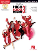 High School Musical 3 Partition Saxophone - laflutedepan.com