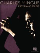 Charles Mingus - Easy Piano Solos - Sheet Music - di-arezzo.com